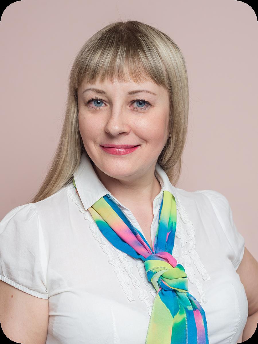 Юлия Захаркина